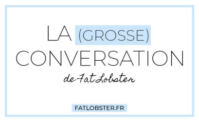 Bande annonce podcast La Grosse Conversation