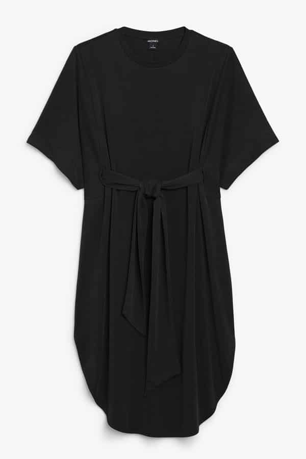 Robe kaftan Monki